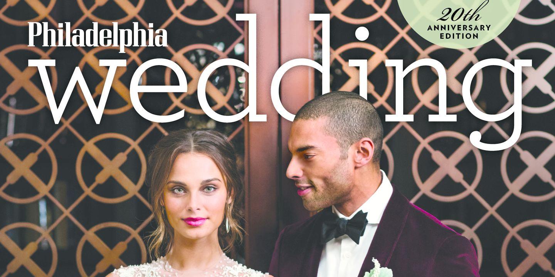 Philadelphia Wedding Magazine Shoot